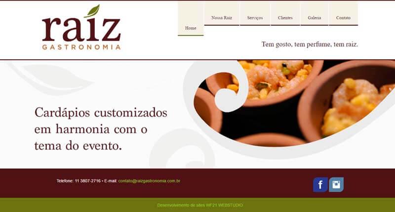 RAIZ Gastronomia